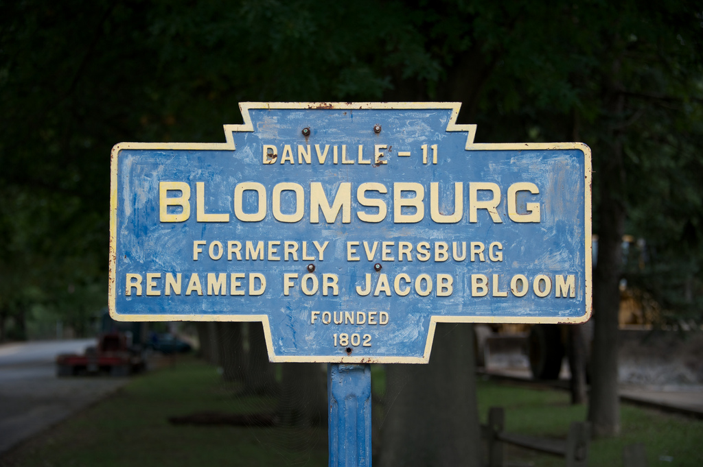 Live Stream: Bloomsburg Town Council Meeting 11/14/2011