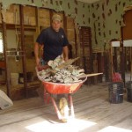 Preparing a West 3rd St. Residence for Repair