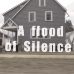 A Flood of Silence Title Screen