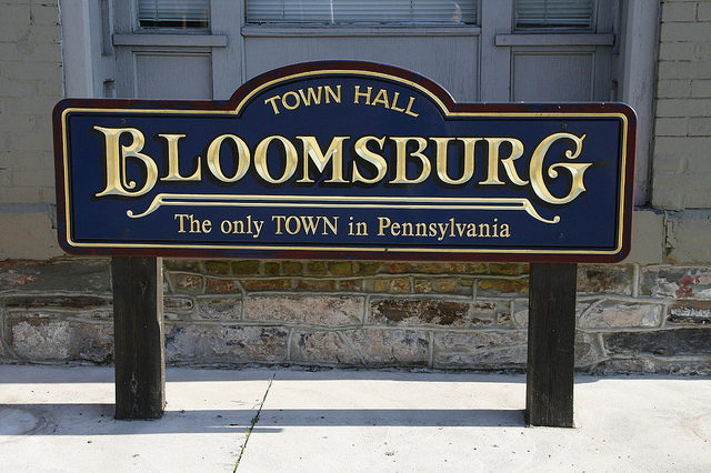 Bloomsburg Downtown Revival