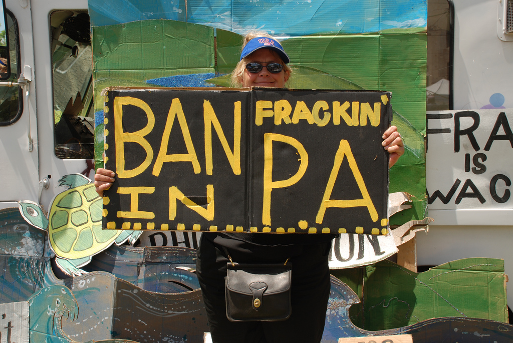 Fracking the Earth and Pennsylvania