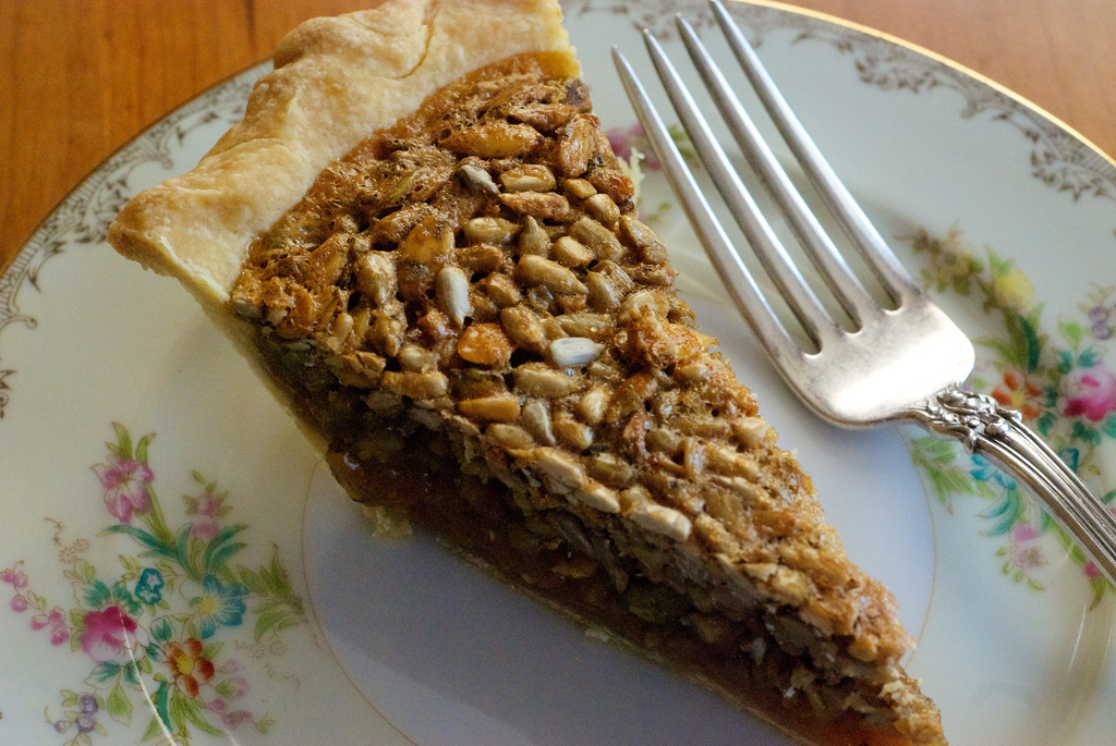 Food Allergies, the Holidays, and Non-Pecan Pie
