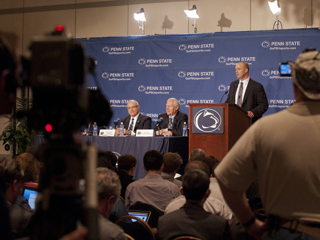 Penn State Selects Bill O'Brien to Lead Football Program