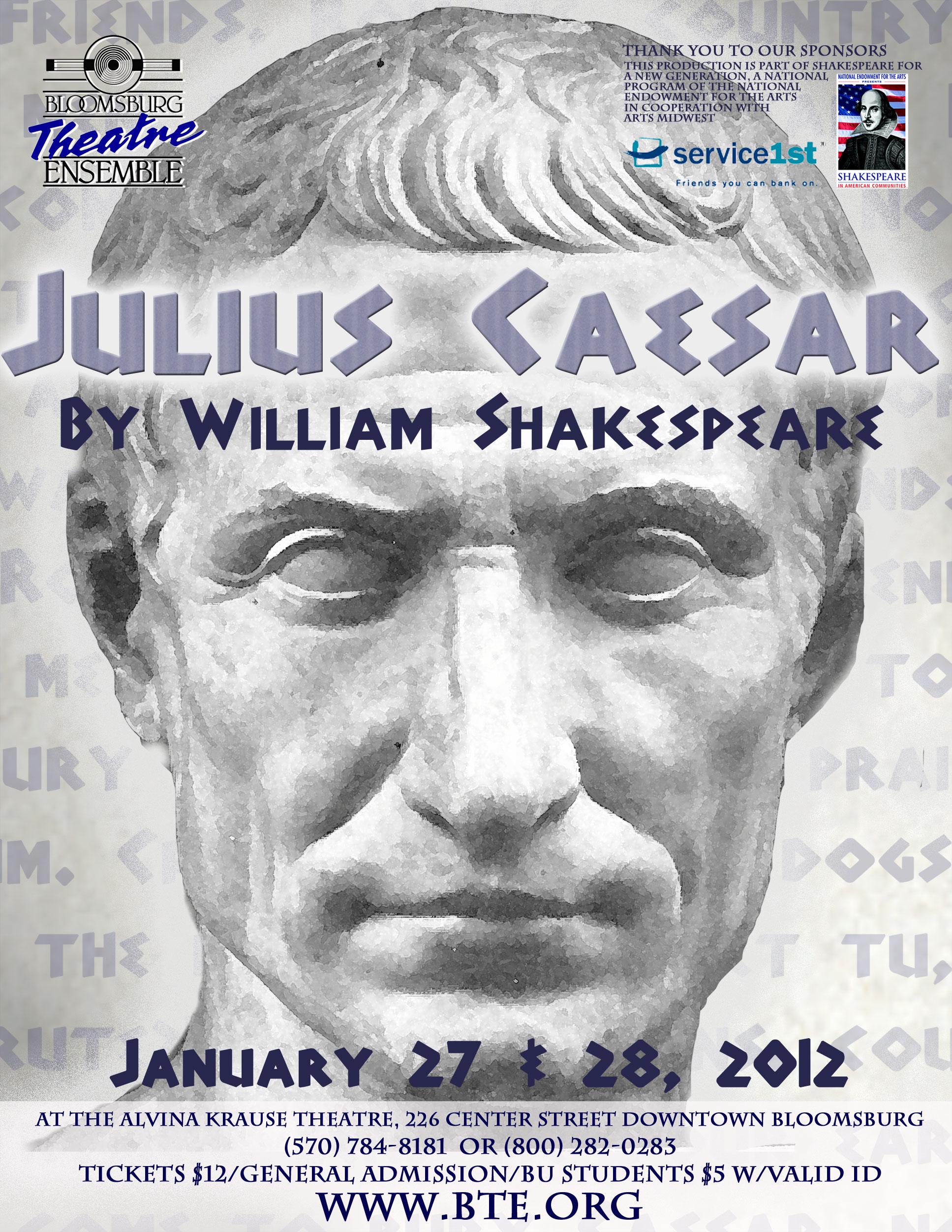 Caesar Poster BTE