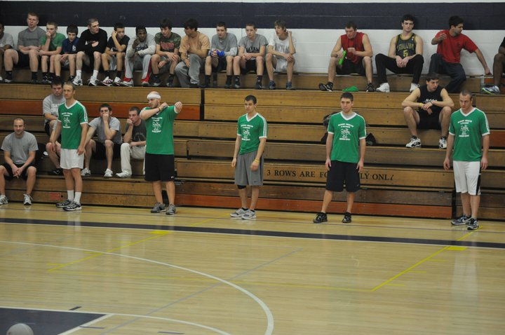 2011 Dodgeball Tournament