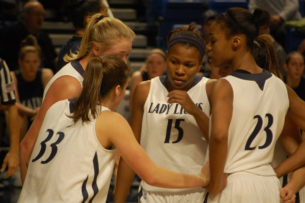 Lady Lions Fall to UConn in Sweet Sixteen